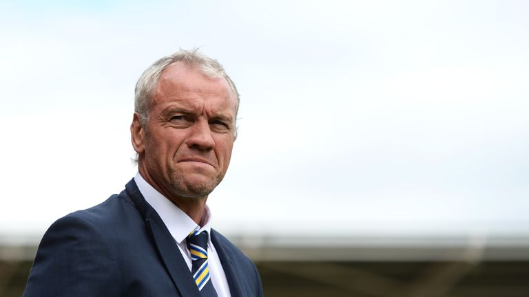 Leeds head coach Brian McDermott says he wouldn't chase the England job