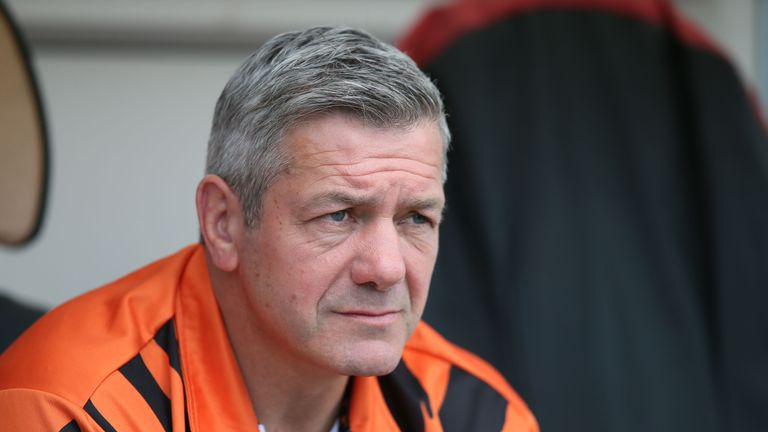 Castleford Tigers head coach Daryl Powell expressed his relief after his side's win over Widnes