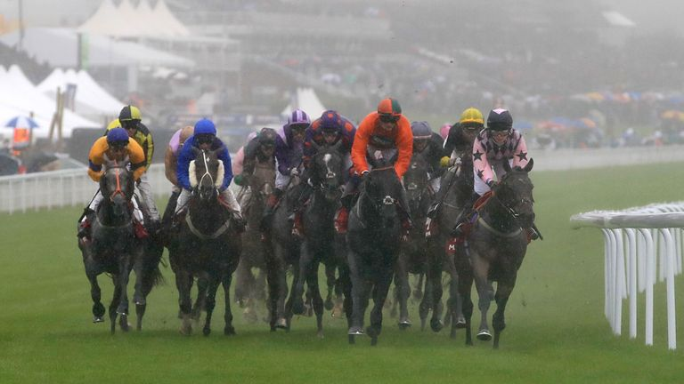 How Big Orange went so close to Goodwood Cup history