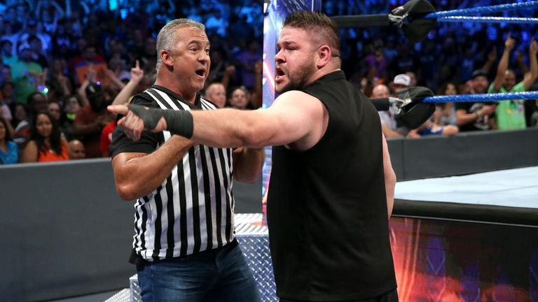 Kevin Owens has become one of the top talents in WWE