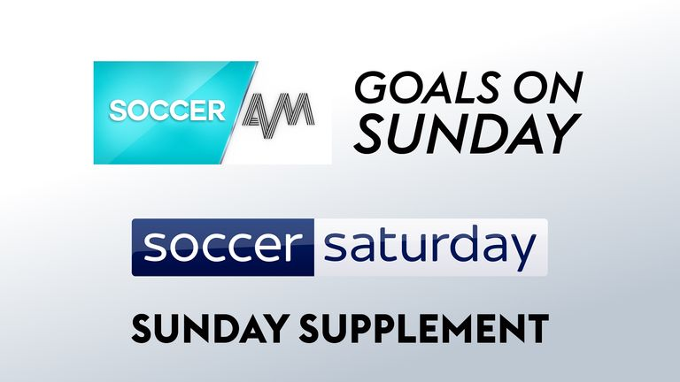 Weekend's shows on Sky Sports