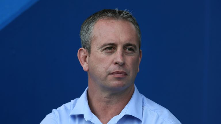 Catalan Dragons Coach Steve McNamara