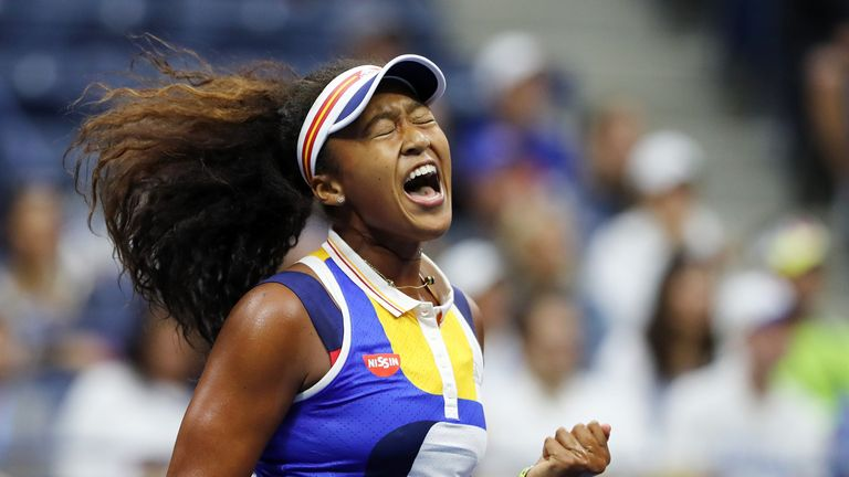 Naomi Osaka could be available for Japan
