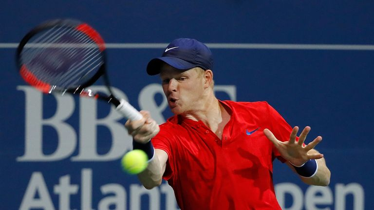 Raonic, Dimitrov survive in Washington but Kyrgios retires