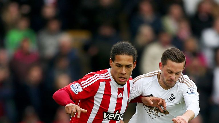 Van Dijk and Sigurdsson have both been left out due to ongoing transfer speculation