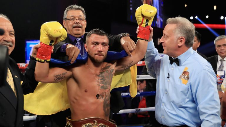 Is Lomachenko the world's new pound-for-pound No 1?