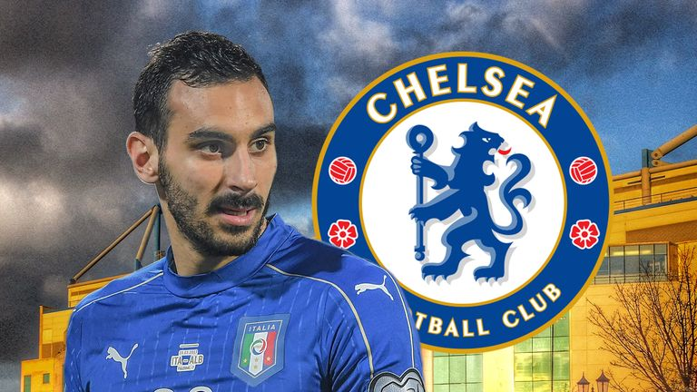 Davide Zappacosta has joined Chelsea in a £23m deal from Torino