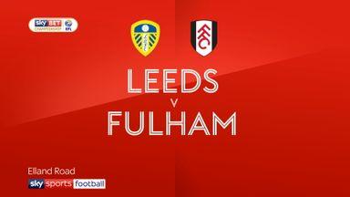 Leeds 0-0 Fulham