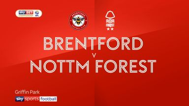 Brentford 3-4 Nottm Forest