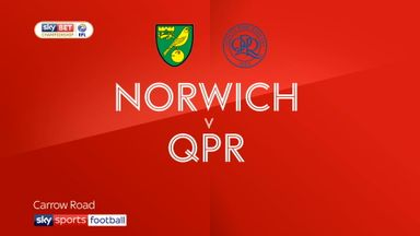 Norwich 2-0 QPR
