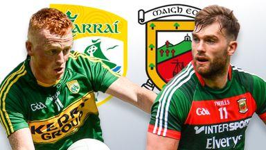 Mayo  v Kerry