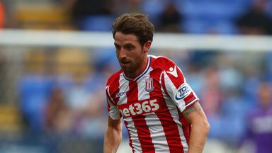 fifa live scores -                               Allen signs new four-year Stoke deal