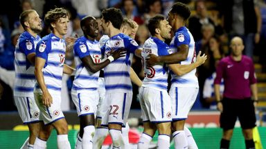 Reading stole a draw against Hull on Saturday