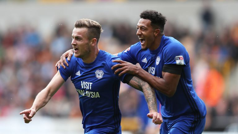 Cardiff maintained their 100 per cent start at Molineux