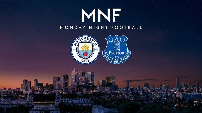 MNF - Manchester City v Everton