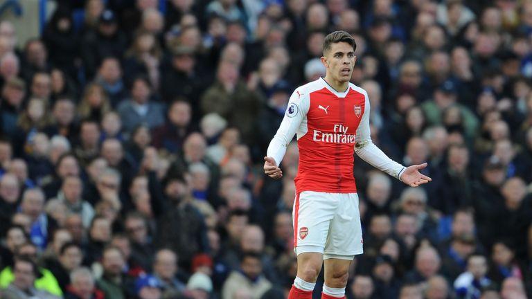 Gabriel Paulista started 22 games for Arsenal last season