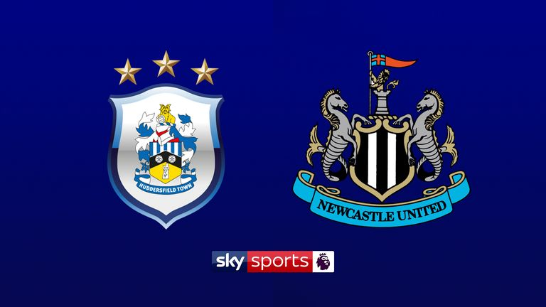 Huddersfield Town v Newcastle United