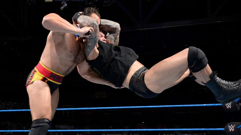 It was 'vintage' Randy Orton as he hit Rusev with an RKO when he least expected it.