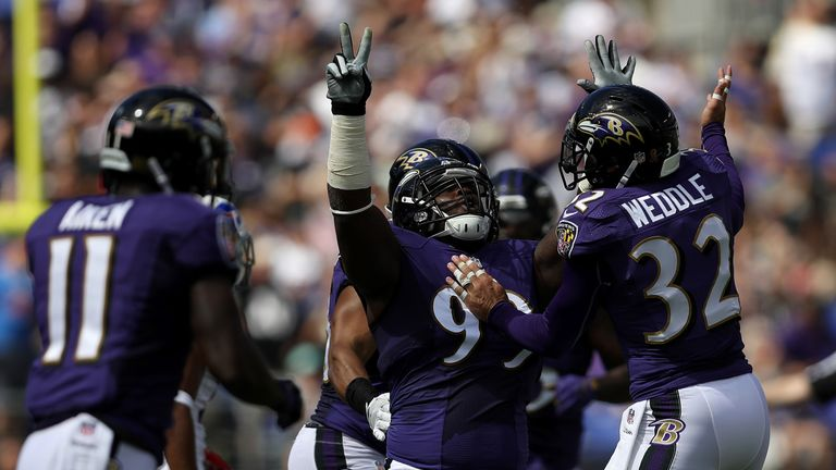 Ravens-Jaguars yields mass protests in response to President Trump