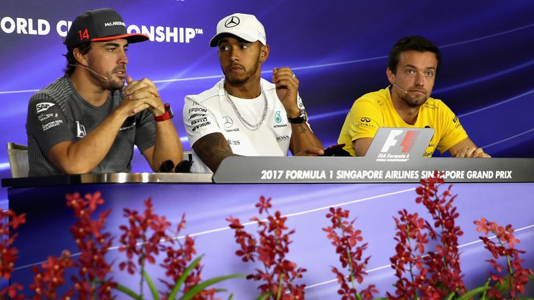 hamilton ferrari 2018. brilliant hamilton lewis hamilton hopes fernando alonso and mclaren are on course to rejoin  f1u0027s frontrunners in 2018 ahead of the expected announcement that his former team  inside hamilton ferrari
