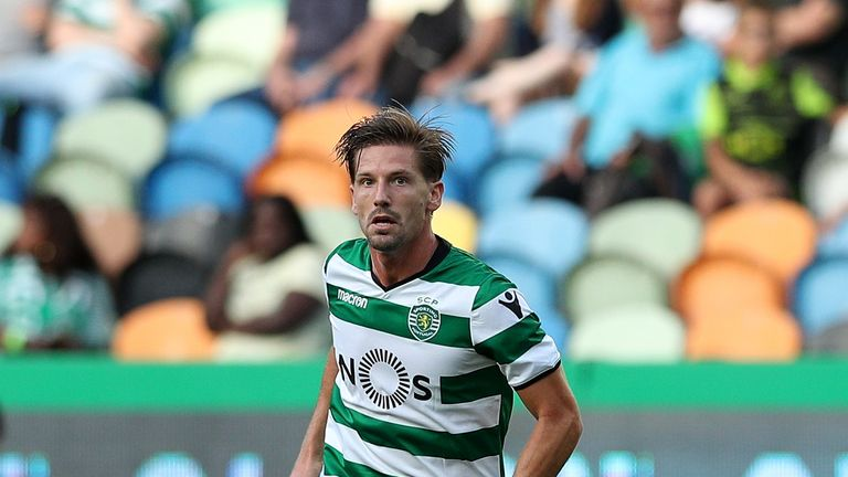 Leicester hoped to sign Adrien Silva as a replacement for Danny Drinkwater, who moved to Chelsea
