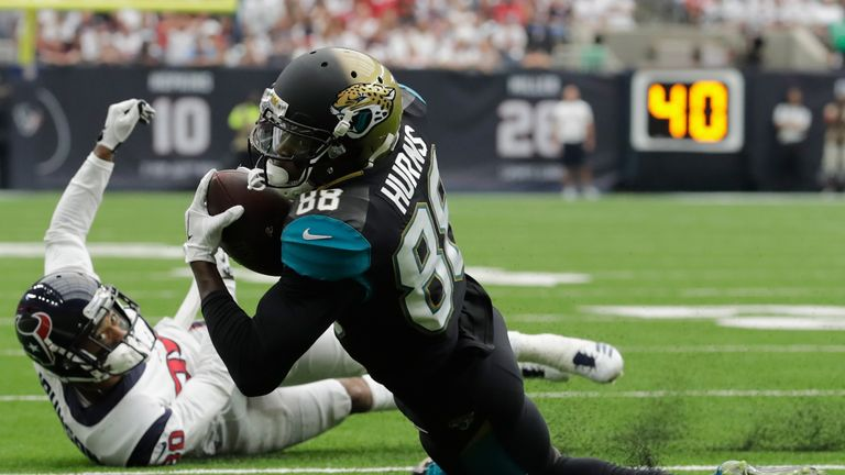 Jaguars had Jacksonville, Hurricane Irma in mind while in Houston