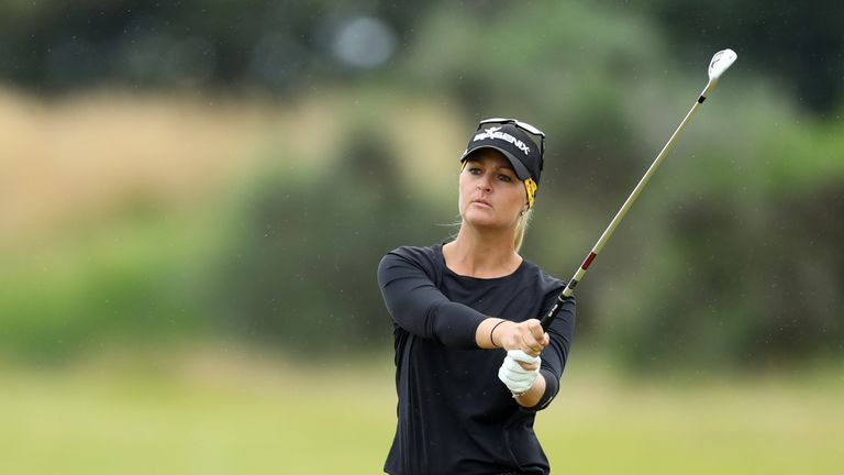 Nordqvist battled illness throughout the summer