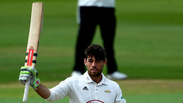 Ben Foakes will act as back-up to wicketkeeper Jonny Bairstow in the Ashes