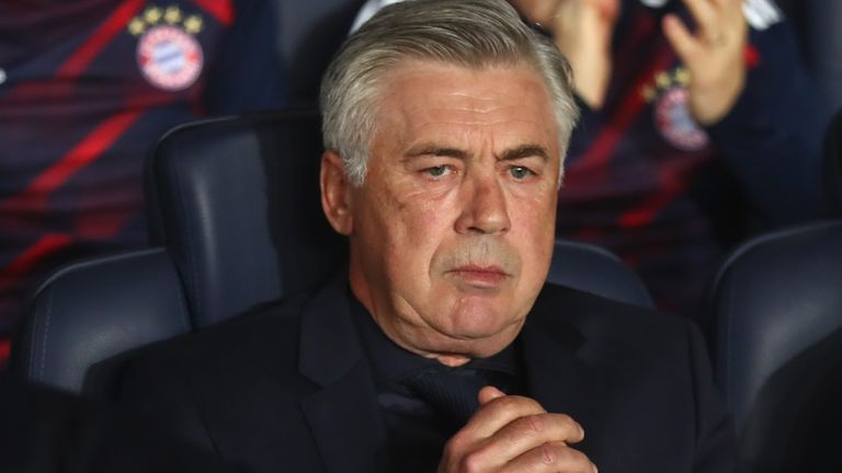 Carlo Ancelotti's Bayern suffered a 3-0 defeat against Paris Saint-Germain on Wednesday