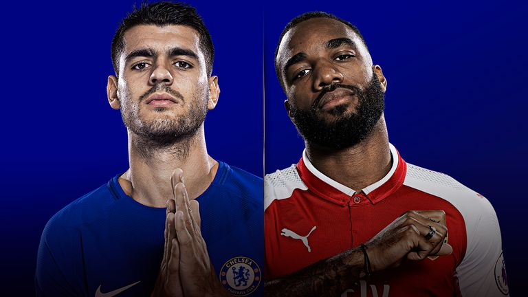 Chelsea host Arsenal at the Bridge on Super Sunday
