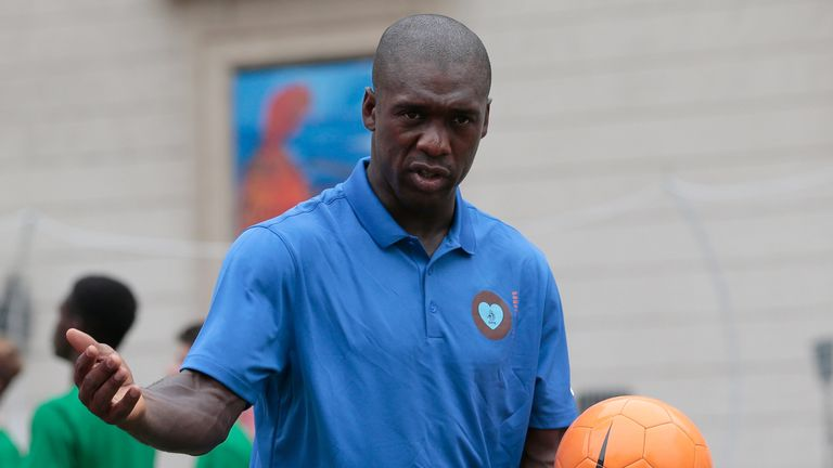 Clarence Seedorf: Former Netherlands midfielder a candidate for Oldham job