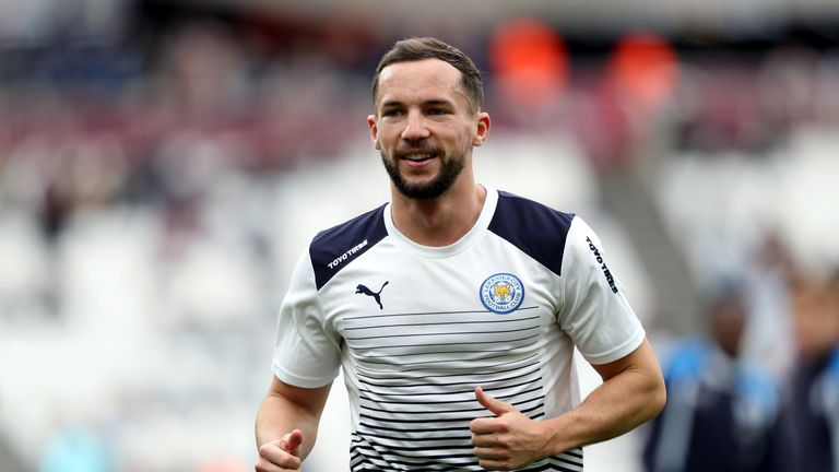 Danny Drinkwater became a Chelsea player after the deadline had passed