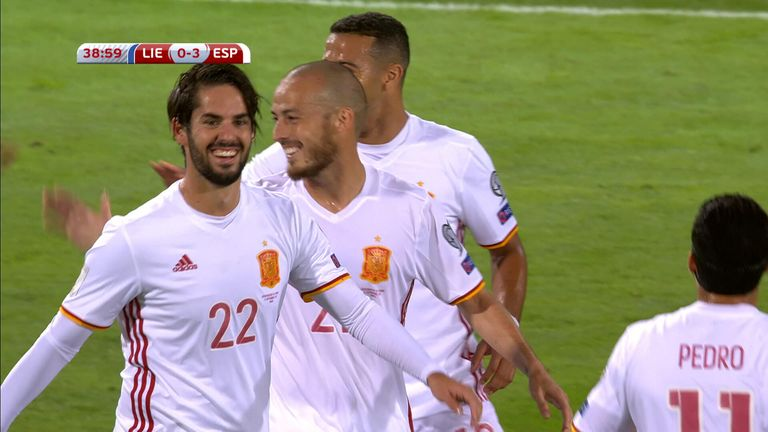 'He unlocked the match' - Lopetegui lauds Isco for impressive display