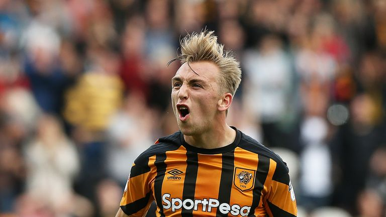 Jarrod Bowen looks set to return for Hull