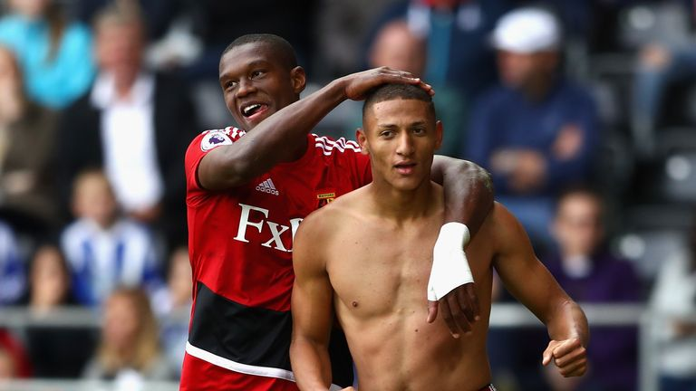 Richarlison netted a 90th-minute winner for the visitors