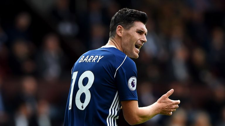 Gareth Barry is closing in on another landmark