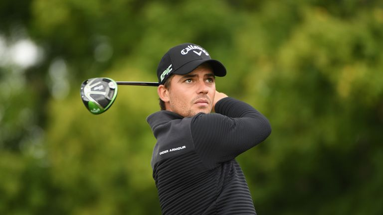Callum Shinkwin takes lead after 1st round of Czech Masters