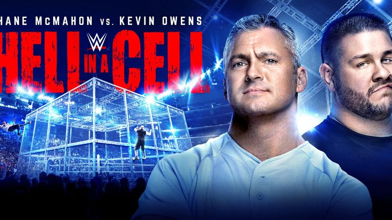 WWE Reveal More Matches For Hell In A Cell 2017