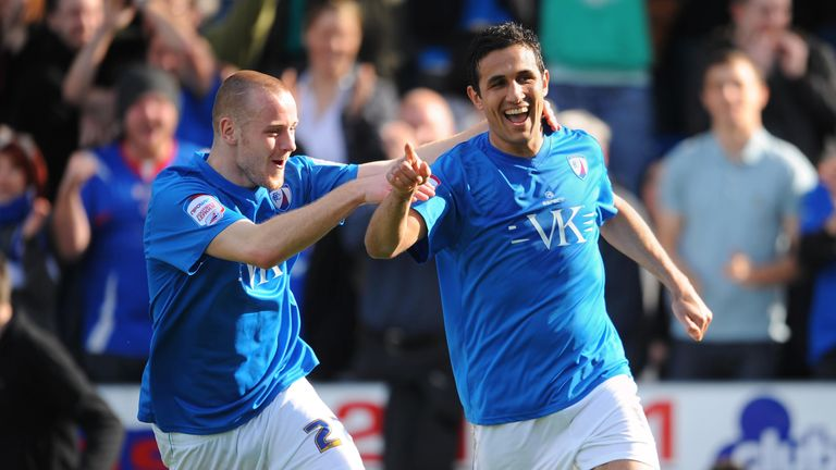 Club great Jack Lester has returned to the Spireites as manager