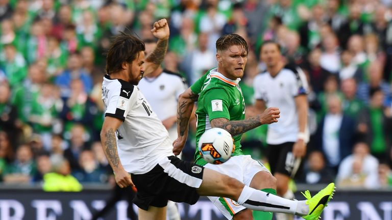 Republic of Ireland held to draw by Georgia, Serbia see off Moldova