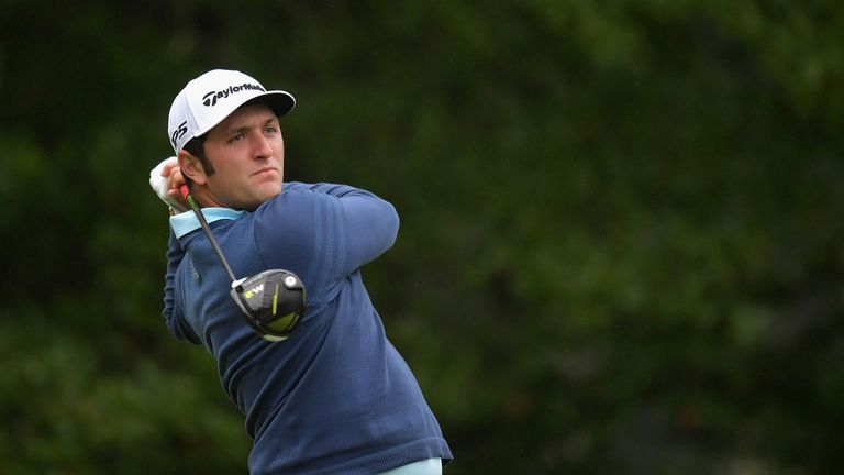 Jon Rahm insists he can still win the Race to Dubai in his rookie season on the European Tour