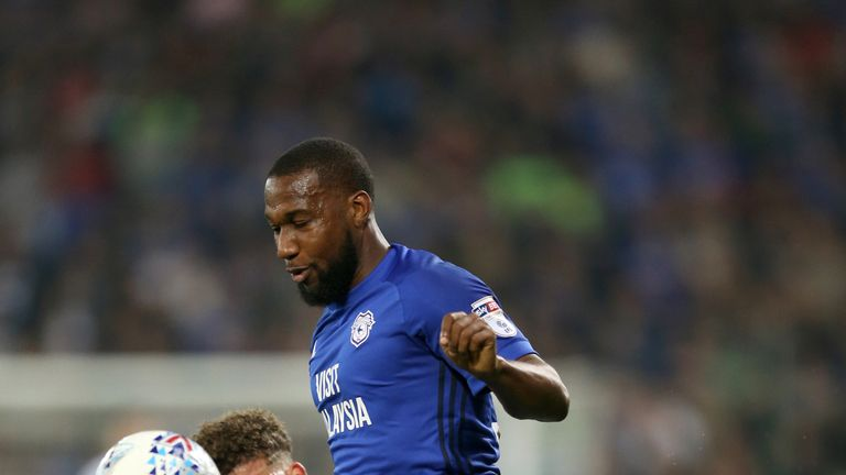 Junior Hoilett has been key for Cardiff