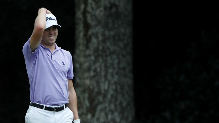 Thomas is a five-time winner on the PGA Tour this season