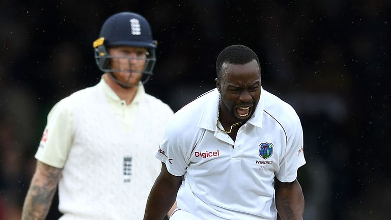 England vs West Indies, third Test day three live score updates