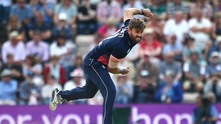 Plunkett was the fourth-highest wicket-taker in ODIs in 2017, with 36 at 22.47