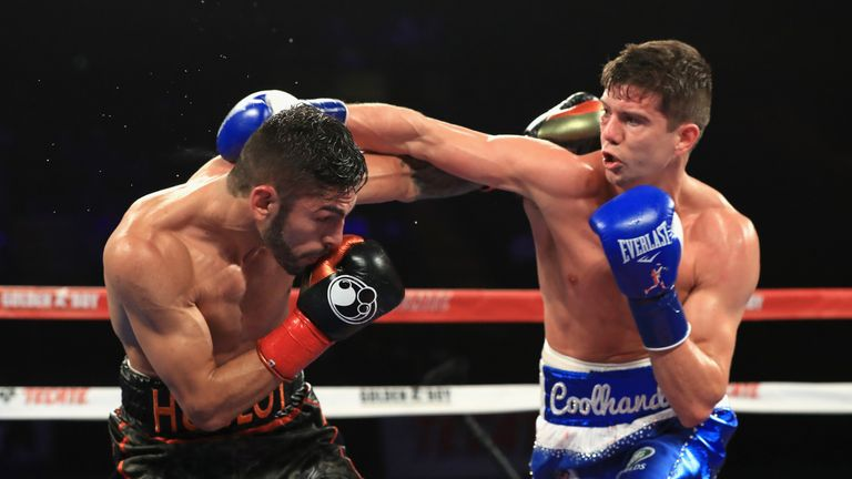 The Hull man closed the gap on the scorecards with a determined rally