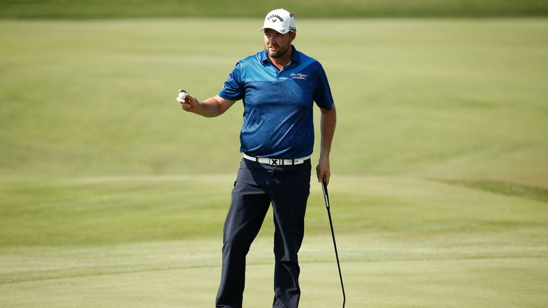 Leishman sizzles at BMW Championship