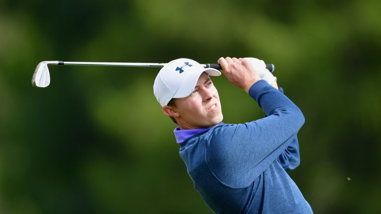 Fitzpatrick moves top of the Ryder Cup qualification standings