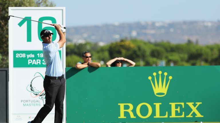 Nicolas Colsaerts made an early move on Saturday with a round of 64