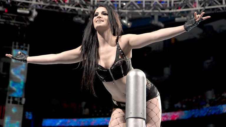 Paige Training For Her In-Ring Return